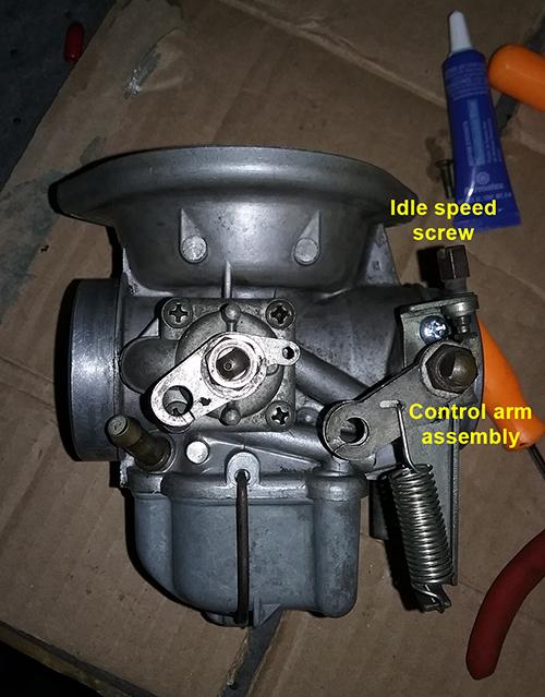 Zimmerframe Racing - Bing Carburetor Rebuild